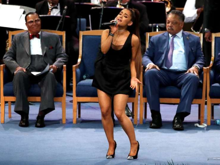 The Many Things That Were Wrong With Aretha Franklin's Funeral
