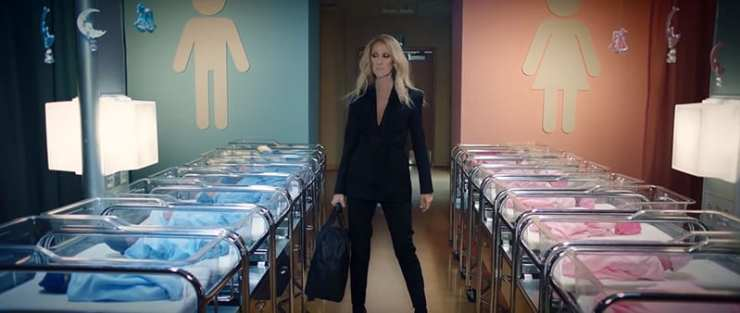 """Something is Terribly Wrong With Céline Dion's """"Genderless"""" Clothing Line"""