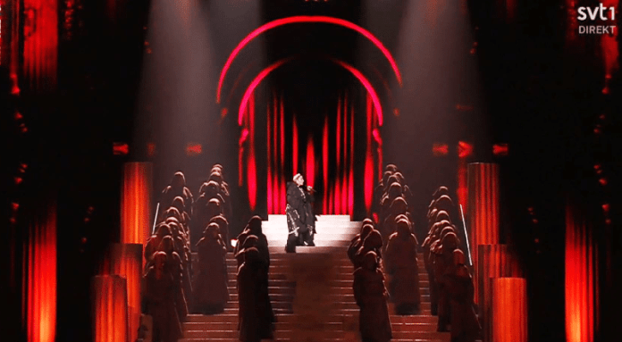 eurovision14 Finale der Eurovision 2019 und die okkulte Bedeutung von Madonnas kontroverser Performance