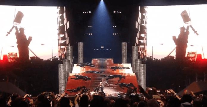 eurovision18 Finale der Eurovision 2019 und die okkulte Bedeutung von Madonnas kontroverser Performance