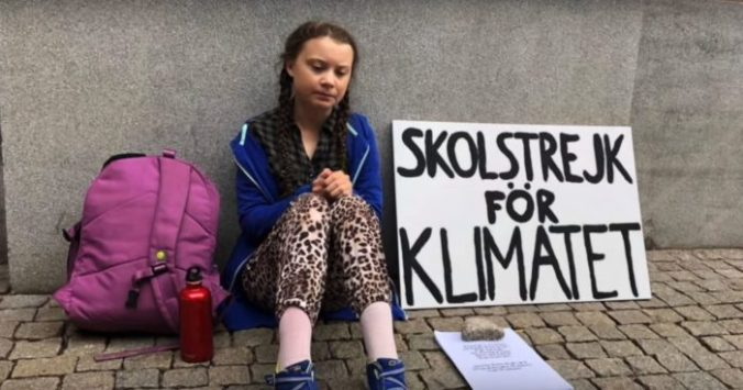 The Elite Machine Behind Greta Thunberg