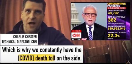 """cnncam1 Precisamos falar sobre esse diretor da CNN admitindo que sua rede é """"propaganda"""" (vídeo)"""