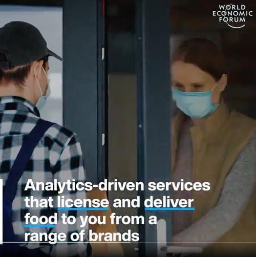 """wef2 """"How Our Lives Could Look Soon"""": O Fórum Econômico Mundial publica mais um vídeo distópico insano"""