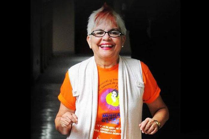 Xiomarita Pérez estará en Autores en la Biblioteca del CCE
