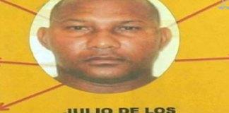 Julio de los Santos Bautista (Julito Kilo),