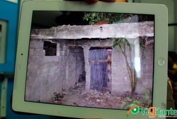Policía dice niño secuestrado estaba en casa abandonada sin puertas, ni ventanas