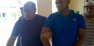 Wellington Pereyra Rodríguez detenido por la Policía