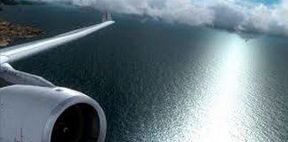 El simulacro de accidente aéreo se realizará en el mar.