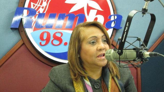 Diputada afirma reelección presidencial es una decisión de Leonel y de Danilo