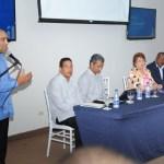 Acto de lanzamiento del diplomado por ITLA