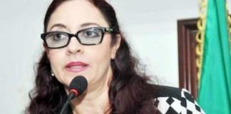 La periodista Luisa Rebecca Valentín