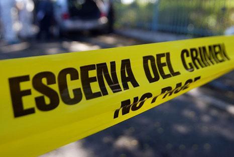 La Policía dice que el matador era un vecino.