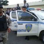 """La Policía persigue a dos presuntos delincuentes identificados sólo como """"Greña"""" y """"Guaragua""""."""