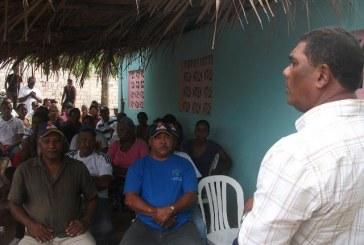 Respaldan candidatura a alcalde de Carlos García, en Barahona