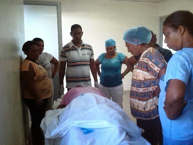Encuentran muerta anestesióloga del hospital San Bartolomé de Neiba