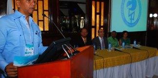 Miguel Contreras, presidente de la Sociedad Dominicana de Gastroenterología