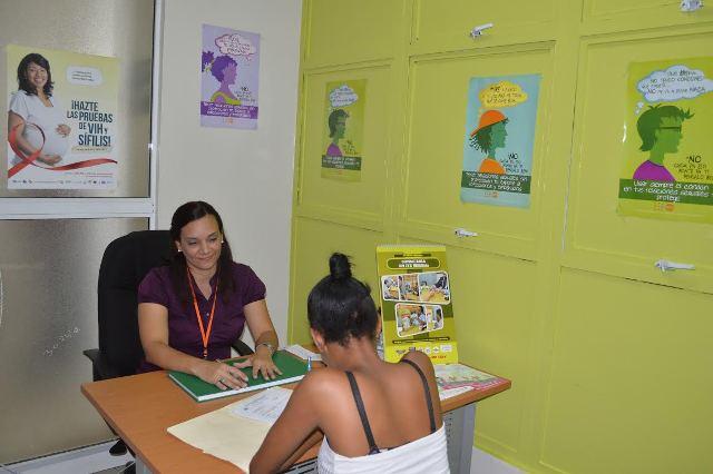 Unidad de Consejería Medica del Hospital Marcelino Vélez Santana