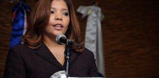 Belkis Marcelino, directora del Programa Nacional de Tuberculosis