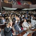 Los diputados aprobaron de urgencia el proyecto horas antes de una marcha al Congreso Nacional.
