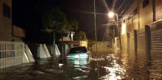 Condiciones en que se encontraban algunas calles de la urbanización Rosmil. (Foto: César Cordero)
