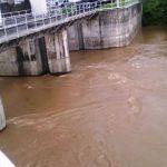 Con las últimas lluvias mejoraron las tomas de agua para el Gran Santo Domingo.