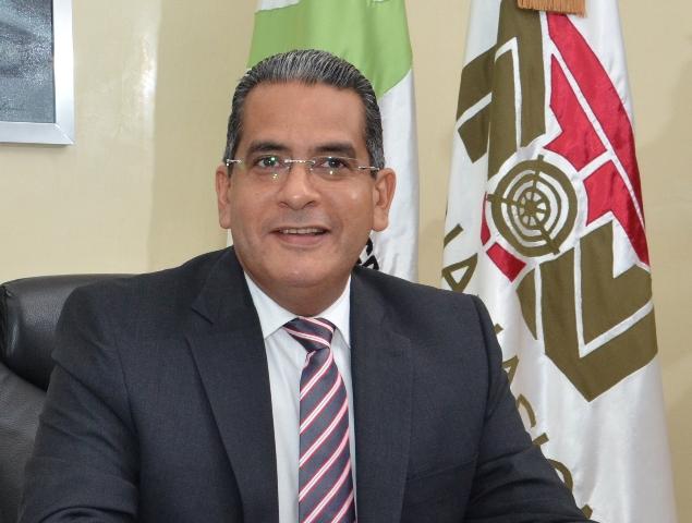 El Tesorero Nacional, Alberto Perdomo Piña