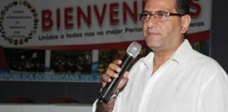 El periodista colombiano Anuar Saad, habló sobre la crónica periodistica. (Fotos: Genris García)