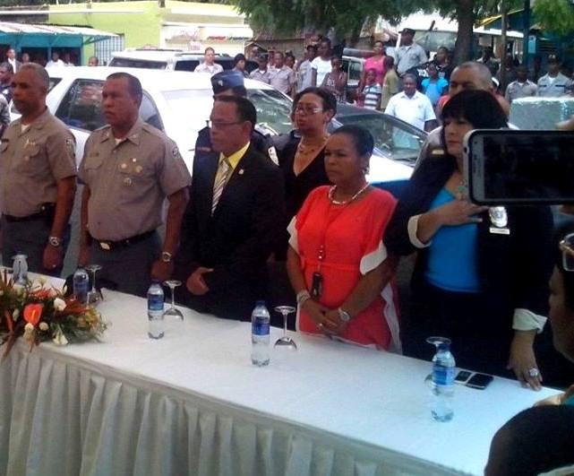 Inauguran destacamento policial en Palavé