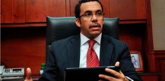 Andrés Navarro nuevo canciller de la República Dominicana