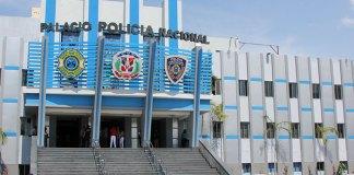 Palacio de la Policía dominicana (Foto: Genris García)