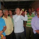 Luis Toral habla en Las Palmas de Herrera a nuevos adeptos