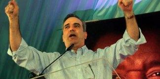 Luis Abinader, pre-candidato del PRM