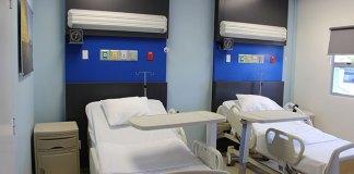 hospital dario contreras nueva habitacion