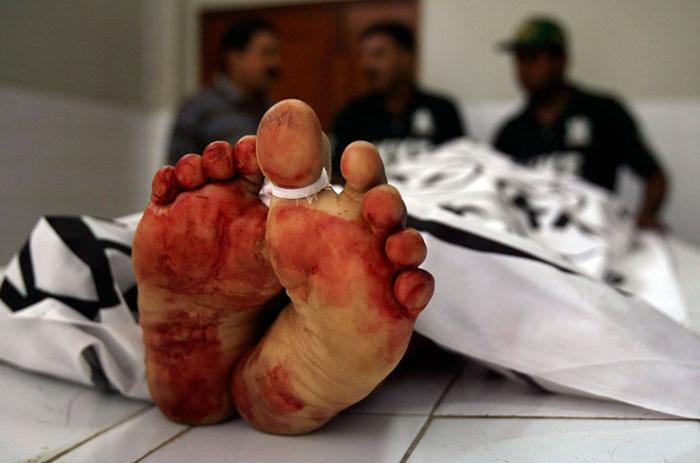 La Policía mató a Guayuyo dice asaltó vigilante de pica pollo en Hainamosa