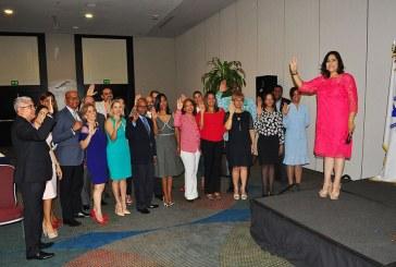 Sociedad Dominicana de Gastroenterología juramenta nueva directiva