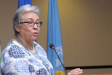 Ministra Salud exhorta población no auto medicarse por virus gripal