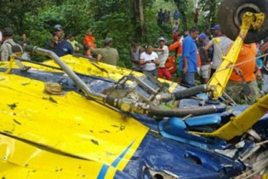 Cae avioneta mientras fumigaba en Bonao