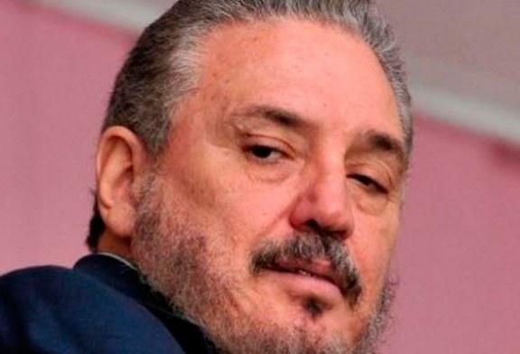 Se suicida hijo mayor de Fidel Castro en Cuba