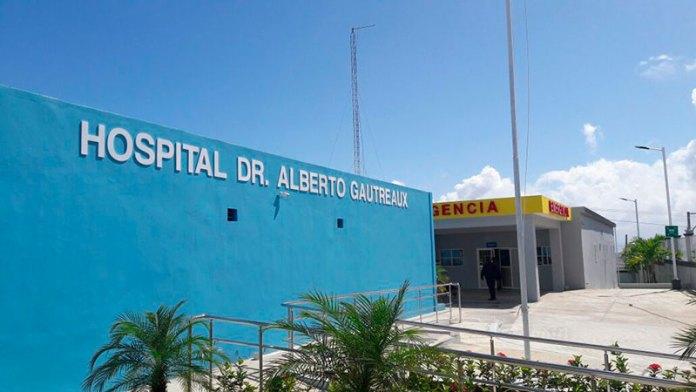 hospital municipal de Sánchez