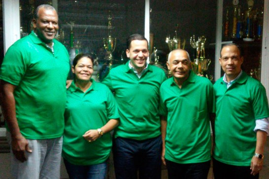 Embajador Hugo Beras presidirá comisión baloncesto Club San Carlos