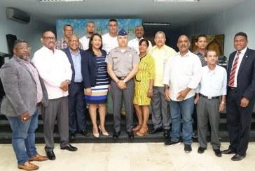 PN y lideres SDO buscan solucionar delincuencia