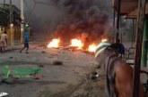 Autoridades negocian levantamiento del paro en Cambita Garabito