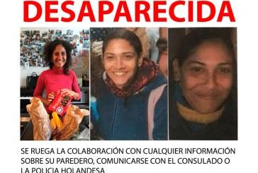 Dominicana desaparecida en Ámsterdam parece se la tragó la tierra