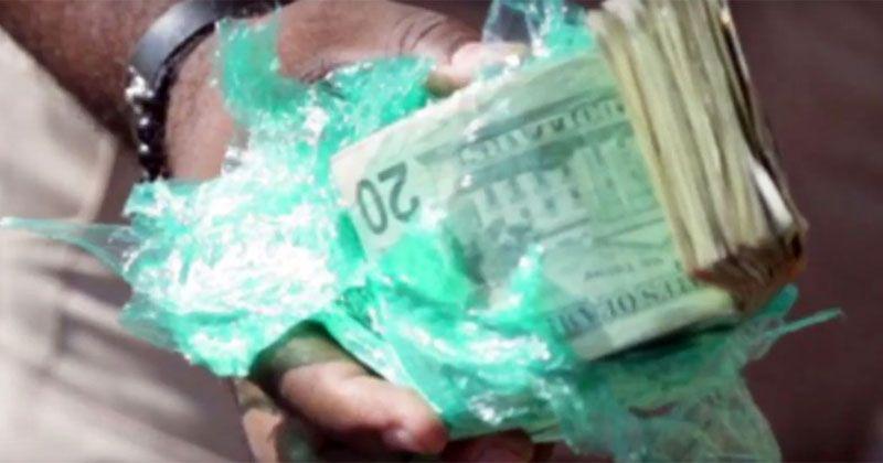 Aduanas incauta 1 millón 458 mil dólares en puerto de Haina Oriental