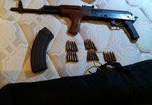 fusil A-K47