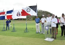 orneo Intercolegial de Golf