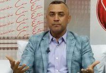 periodista Reynaldo Sánchez