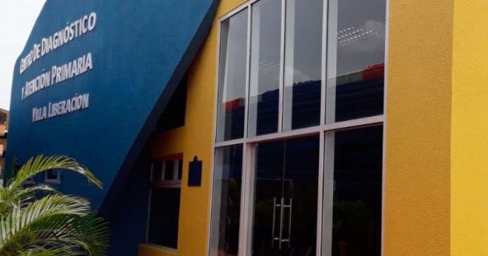 Centro de Atención Primaria en Villa Liberación
