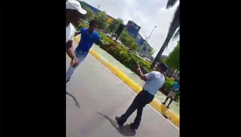 Policía Municipal mata hombre en la Kennedy con Los Próceres