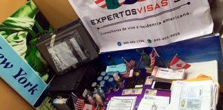 visas de Estados Unidos